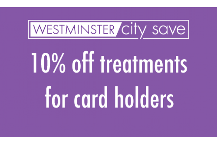 City Save Offer - 10% off treatments at Amber Beauty Salon
